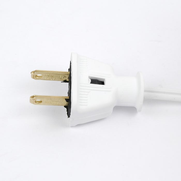 Picture of Heavy Duty White Male Plug