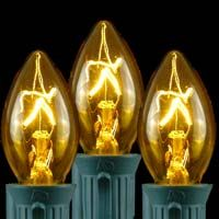 Picture for category Yellow C7 Replacement Bulbs