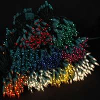 Picture for category 100 Light Green Wire Mini Christmas Lights