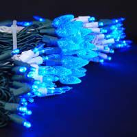 Picture for category Blue Christmas Lights