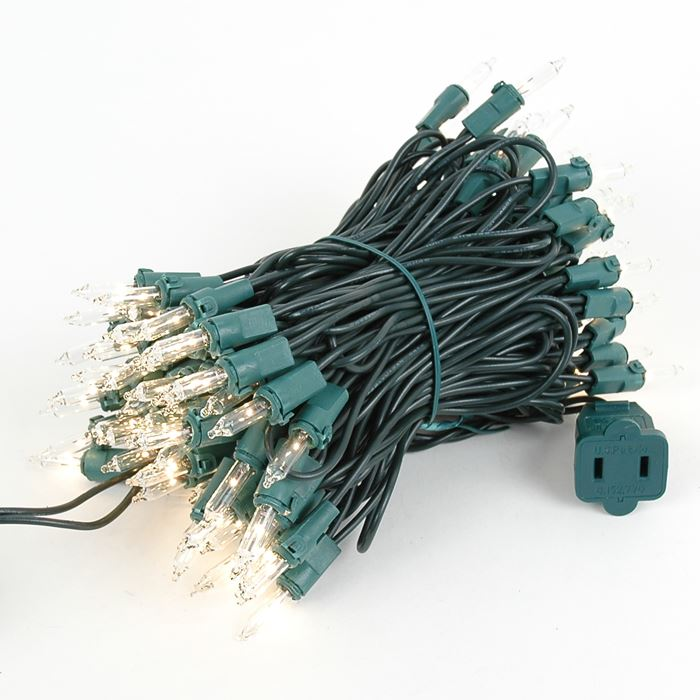 Picture of 100 Light Random Twinkle Mini Lights 34'