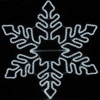 Picture for category Extra Large LED Snowflakes