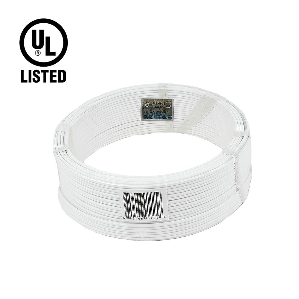 Picture of SPT-1 White Wire 100'