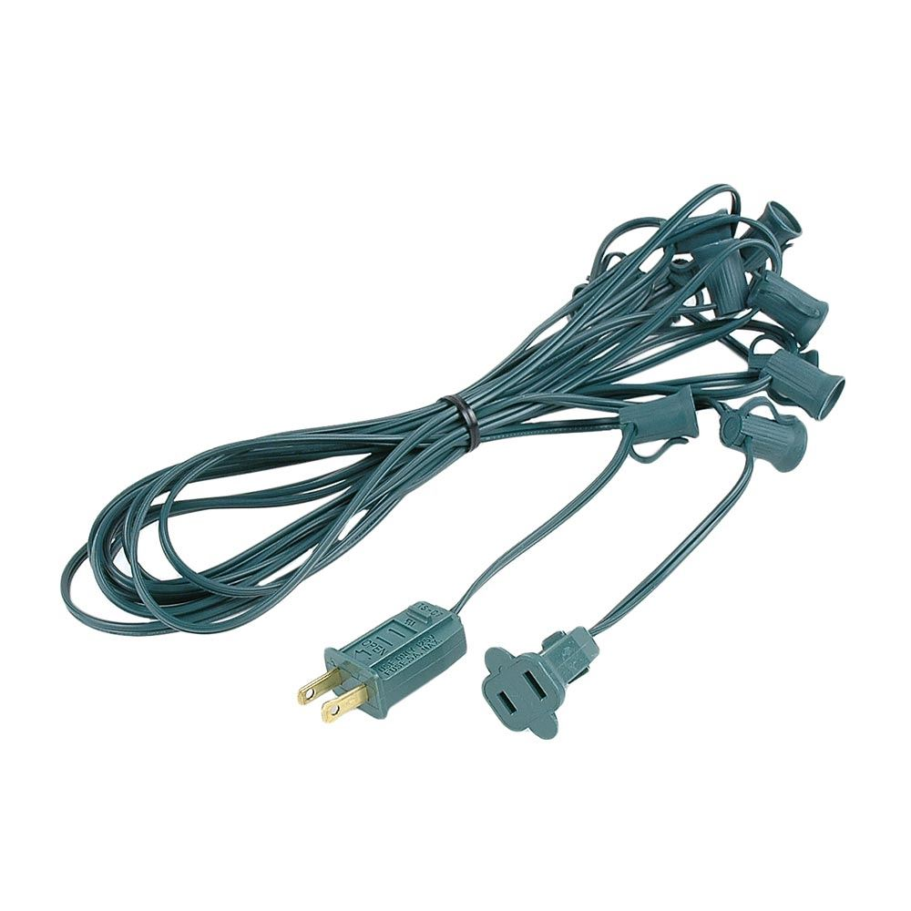 """Picture of C7 20' Stringers 24"""" Spacing Green Wire"""