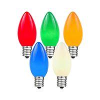 C7 Christmas Lights.C7 Bulbs And Strings Novelty Lights Inc