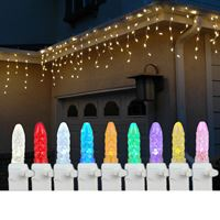 Picture for category LED Icicle Lights