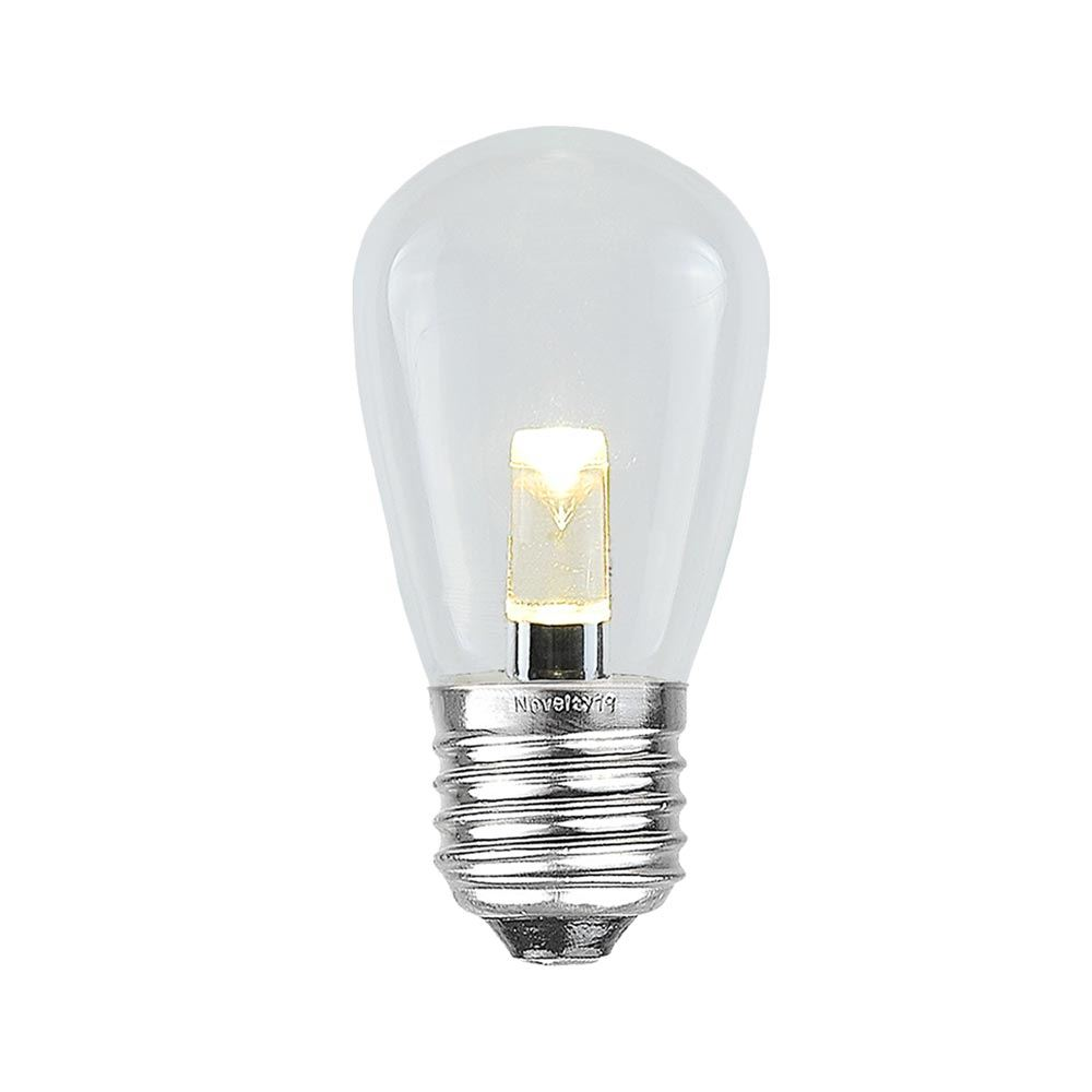 Picture of Designer Series Warm White S14 LED Medium Base e26 Bulbs 25 Pack
