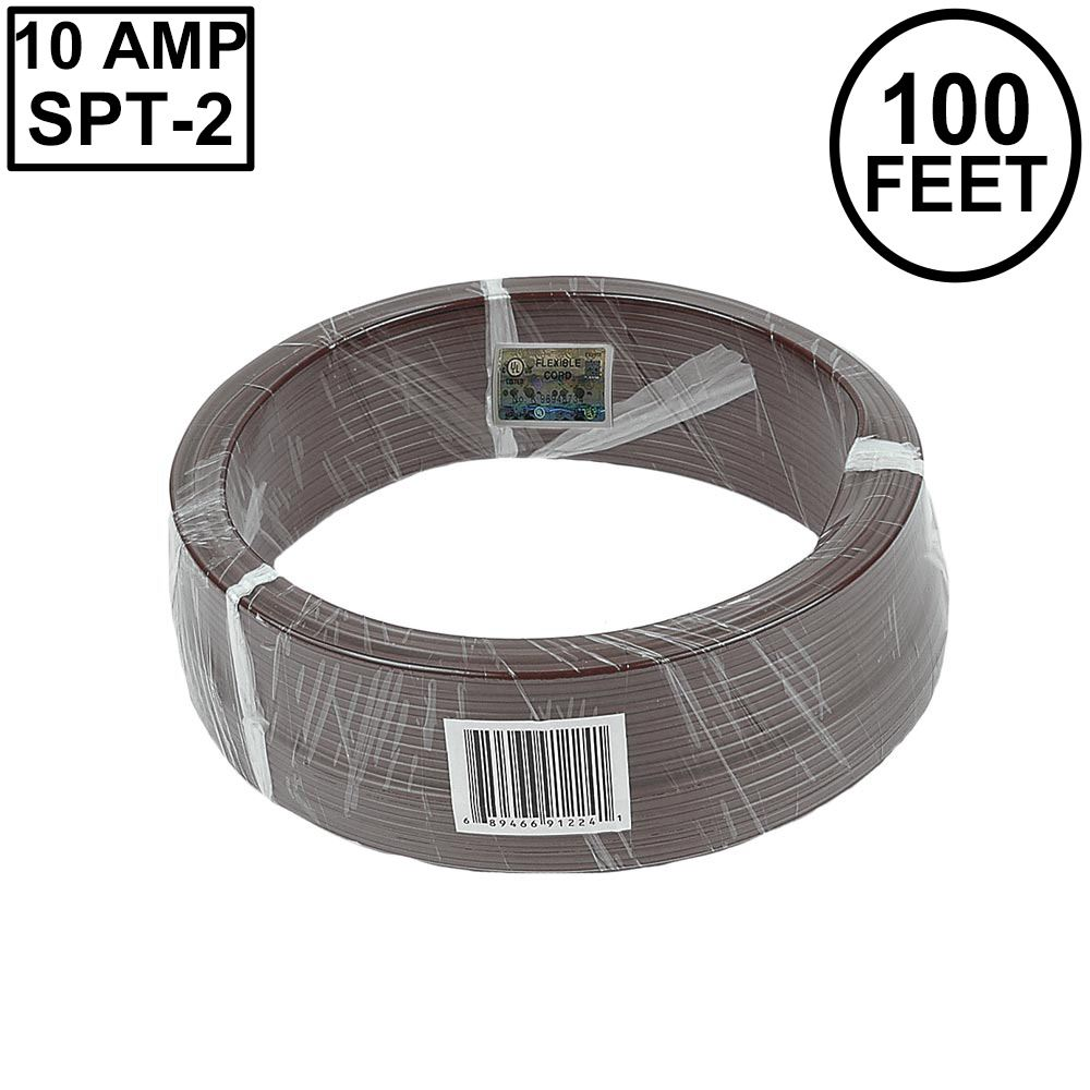 Picture of SPT-2 Brown Wire 100'