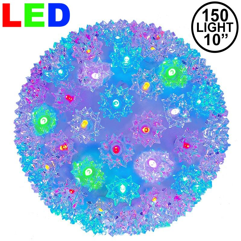 "Picture of 150 Multi LED 10"" Sphere"