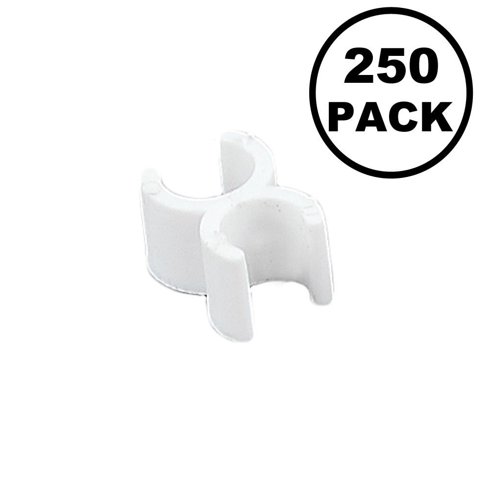 "Picture of Wire Frame Clips for 1/4"" Wire 250 Pack"