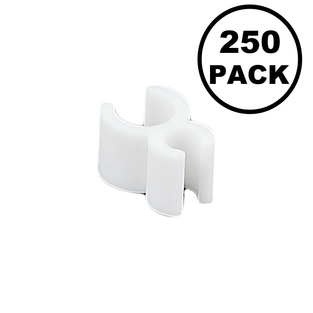 "Picture of Wire Frame Clips for 3/16"" Wire 250 Pack"