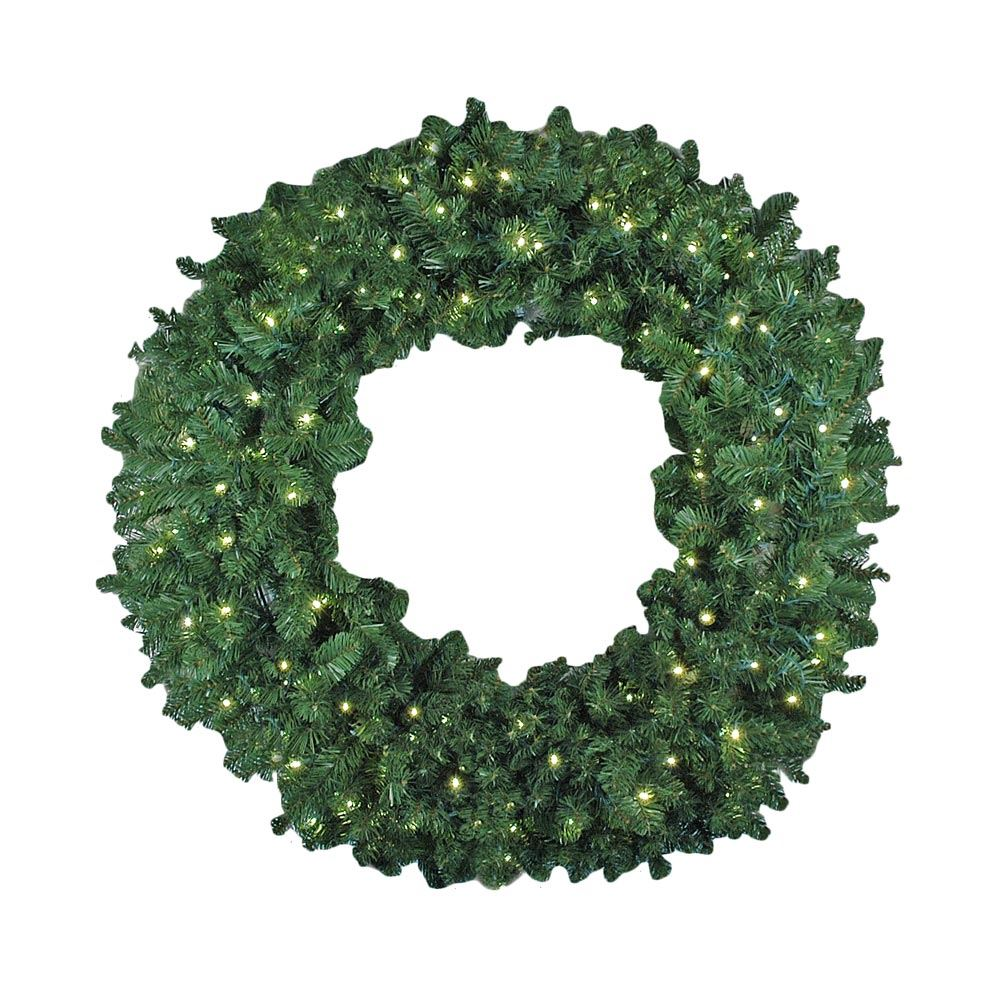 "Picture of 48"" Colorado Pine Wreath"