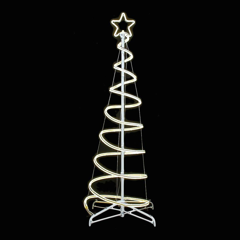 Picture of 6' LED Warm White Neon Flex Christmas Tree***ON SALE***