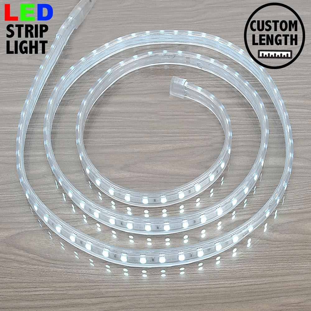 Picture of Pure White Custom LED Strip Light Kit