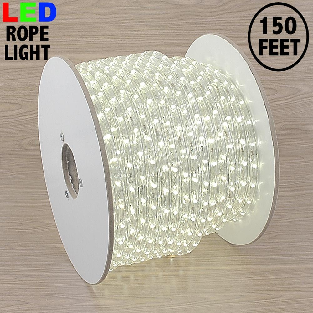 "Picture of Warm White LED Spool 150' 1/2"" 2 Wire 120V ***ON SALE***"