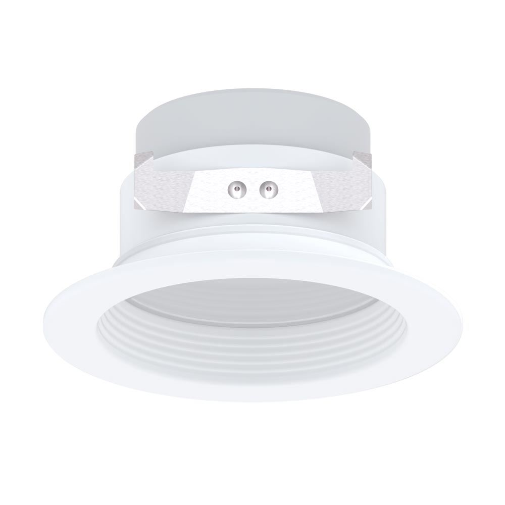 Picture of  4 Inch LED Downlight(10W) White Baffle Dimmable 5 Color Select 120V
