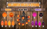 Picture for category Halloween Bulbs and String Light Sets