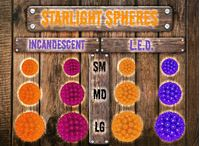 Picture for category Halloween Starlight Spheres