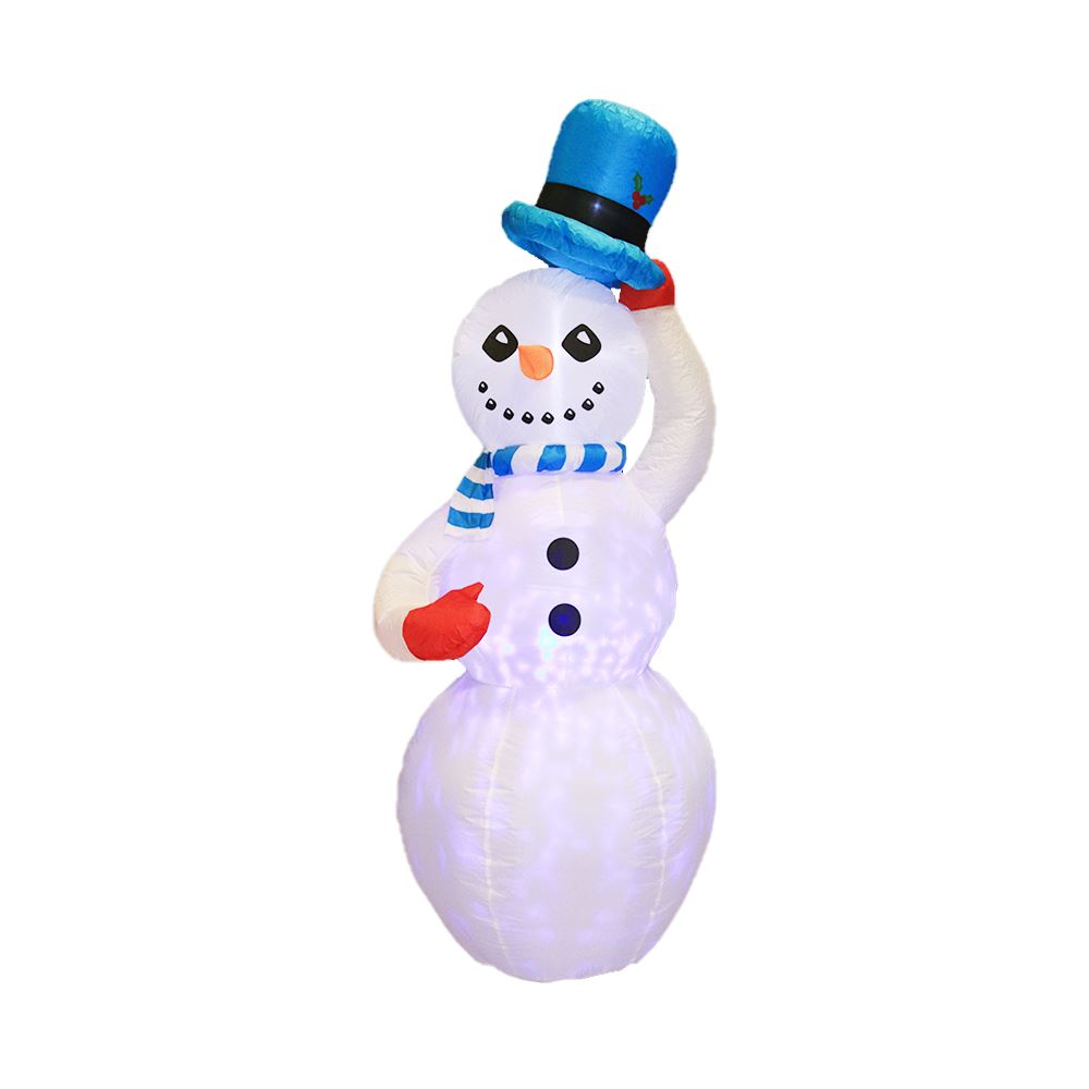 Picture of 7' Inflatable Snowman