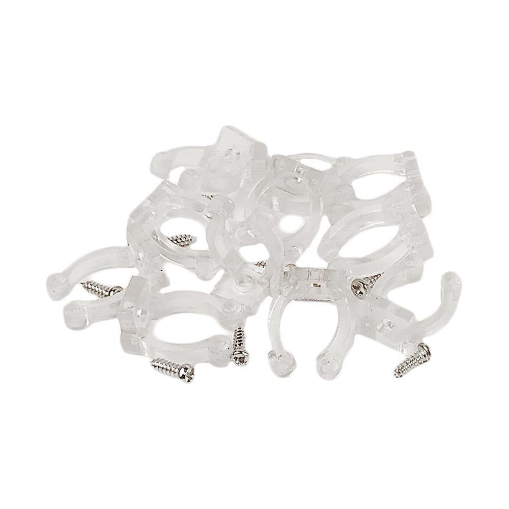 Picture of Mini Rope Light Clips - 10 pack - 3/8""