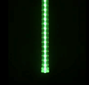 """Picture of 12"""" LED Cascading Meteor Starfall Tube Green Pack of 5"""