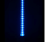 """Picture of 24"""" LED Cascading Meteor Starfall Tube Blue Pack of 5"""